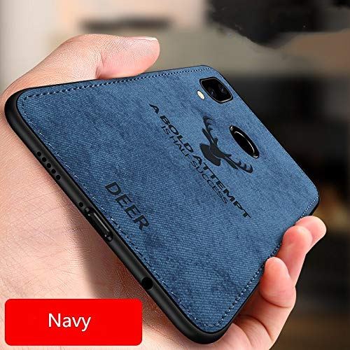 قاب گوزنی سامسونگ  Cloth Pattern ShockProof Deer Case Galaxy A20/A30