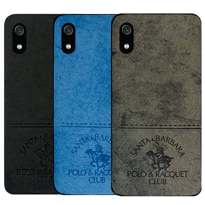 قاب پولو شیائومی POLO Cloth Pattern Vintage Case Redmi 7A