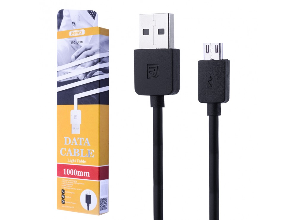 data cable remax لایت کابل